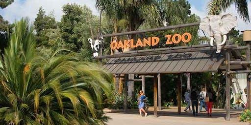 Oakland Zoo Volunteer Event - August 17, 2019