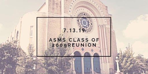 ASMS Class of 2009 Reunion