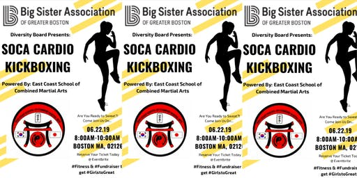 Summer Sizzle '19: Soca Cardio Kickboxing - Powered by Big Sister Boston's Diversity Board