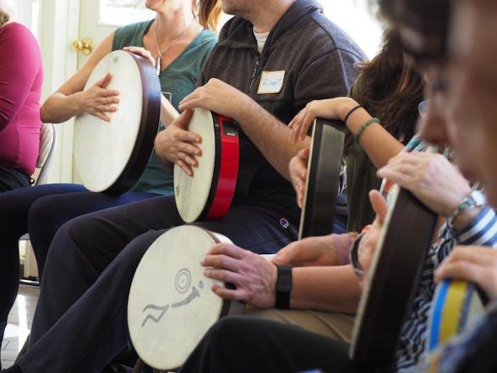 Music Medicine Professional Training Retreat - Joshua Tree, CA