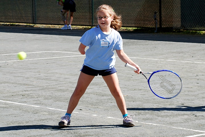 First Volley Adaptive Standing Tennis Clinic  October JUNIORS image