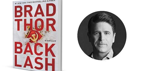 Brad Thor for BACKLASH in conversation with Larry O'Connor tickets