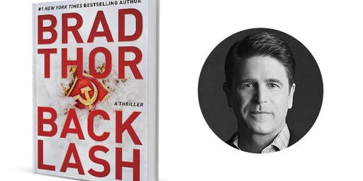 Brad Thor for BACKLASH in conversation with Larry O'Connor