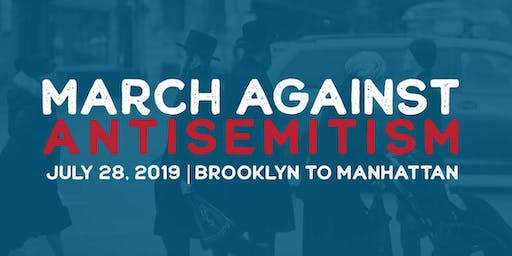 March Against Antisemitism