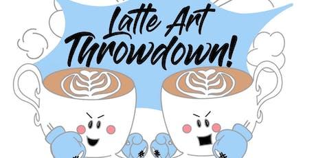 Latte Art Throwdown @ Buttermilk Provisions tickets