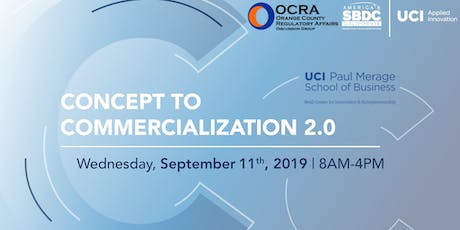 Concept to Commercialization 2.0 tickets