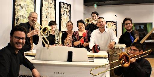 """""""Chico Latin Orquesta"""" plays The Lounge at Apollo!"""