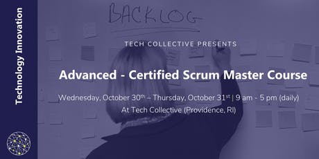 Agile: Advanced - Certified Scrum Master Course (A-CSM) tickets