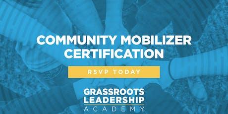 AFP Foundation NM, Community Mobilizer Certification, Albuquerque tickets