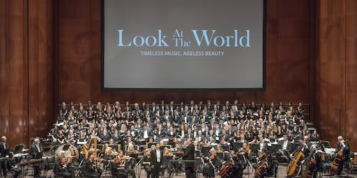 LOOK AT THE WORLD II - a concert benefiting the San Antonio Food Bank