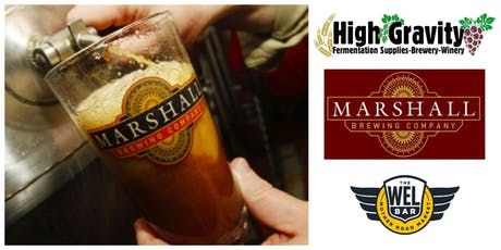 Marshall Brew Night tickets