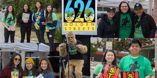 626 Golden Streets Volunteer Appreciation Day