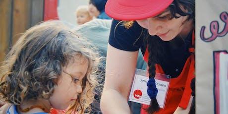 Sunprint Sunday | Volunteer with the MAH tickets