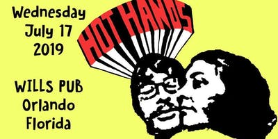 Hot Hands Returns to Will's Pub with Mother Juno & additional support TBA