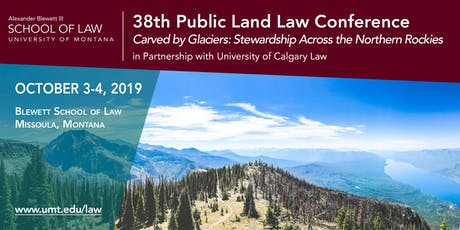 Public Land Law Conference tickets