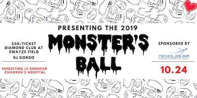 Monster's Ball Benefiting Le Bonheur Children's Hospital