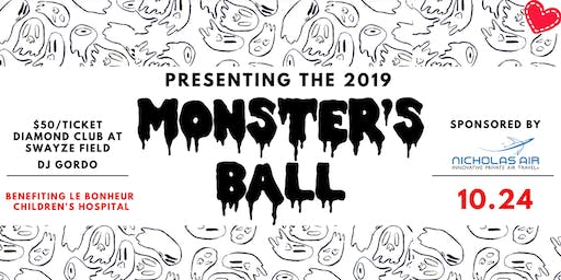 Monster's Ball Benefiting Le Bonheur Children's Hospital