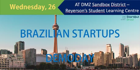 StartOut Brasil Demo day at The DMZ tickets
