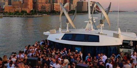 Summer Yacht Party Cruise at Skyport Marina NYC tickets
