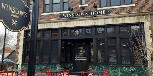 Yoga + Bakery Treats at Winslow's Home