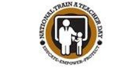 National Train a Teacher Day - Basic Pistol Class  tickets