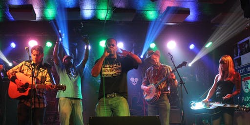 Gangstagrass (presented by Nectar & Abbey Arts) @ FREMONT ABBEY