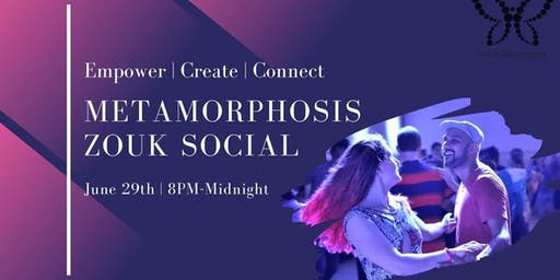 Metamorphosis Zouk Social in NOVA