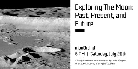 Exploring The Moon: Past, Present, and Future tickets