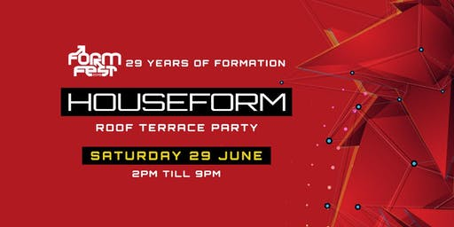 HouseForm@FormFest