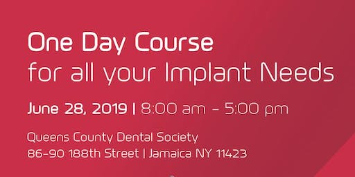 Hands on Workshop with Noris Medical Implants