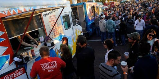Food Trucks @ Hampton Jazz Festival