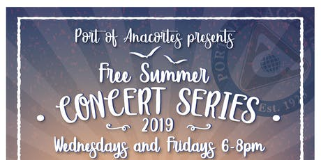 Port of Anacortes Summer Concert Series tickets