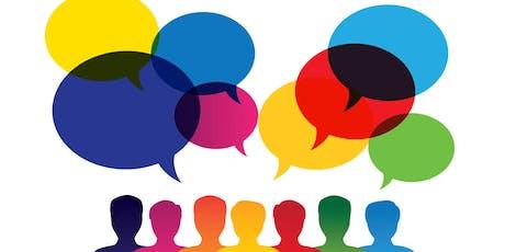 Communication Skills: Let's Talk tickets