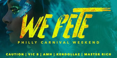 ☀️We Fete tickets