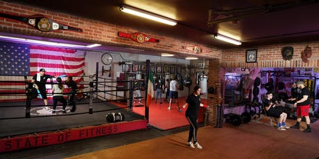 FREE Boxing Boot-Camp #1 tickets