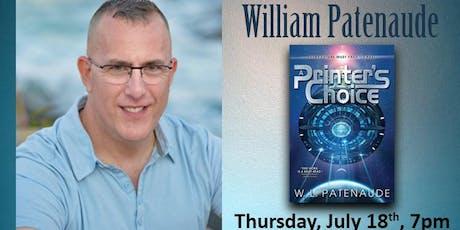 William Patenaude tickets