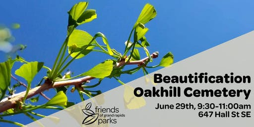 Oakhill Cemetery Beautification