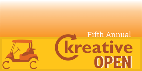 "Fifth Annual ""Kreative Open."" tickets"