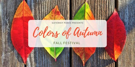 Colors of Autumn Fall Festival- VENDOR PAYMENTS tickets