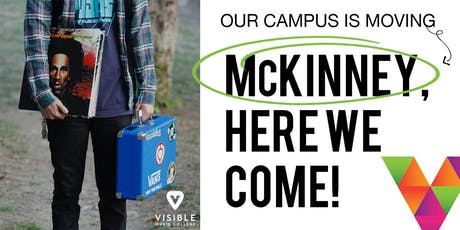 Celebrate Visible Music College moving to McKinney, TX! tickets