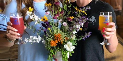 Brews & Bouquets