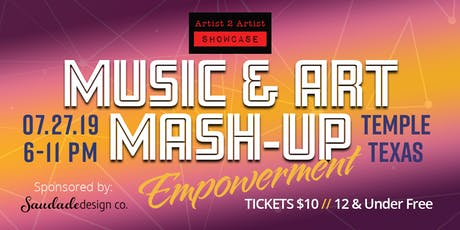 A2A Showcase Music & Art Mashup: EMPOWERMENT tickets