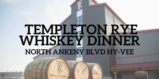 Templeton Rye Whiskey Dinner