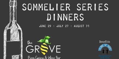 Sommelier Series Dinner Benefitting Place of Hope