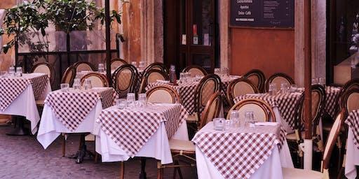 July 4th - Pasta, Pizza & Prosecco
