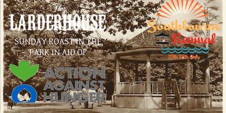 Larderhouse Roast in the Park tickets