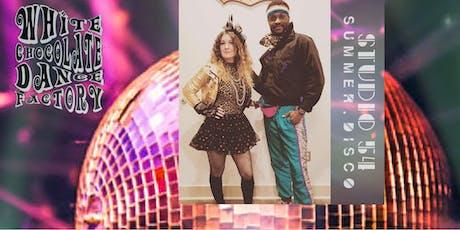 White Chocolate Dance Factory : Studio 54   Asheville Music Hall tickets