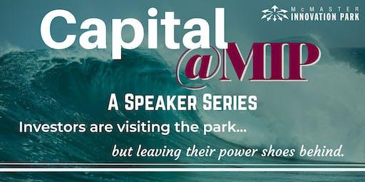 Capital@MIP - David Schincariol, Changing Tide Ventures