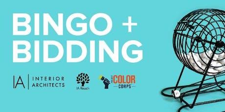 BINGO + BIDDING tickets