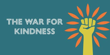 The War for Kindness tickets